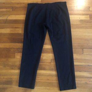 Eileen Fisher Black Leggings Size Large